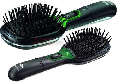 Elektryczna szczotka do włosów