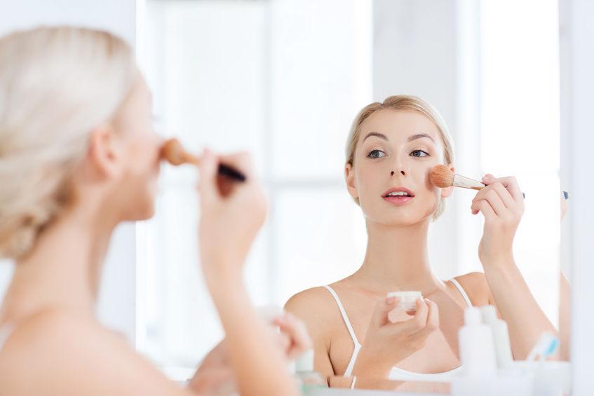 5 zasad idealnego makijażu twarzy