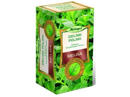 melisa lekarska herbatka ziołowa