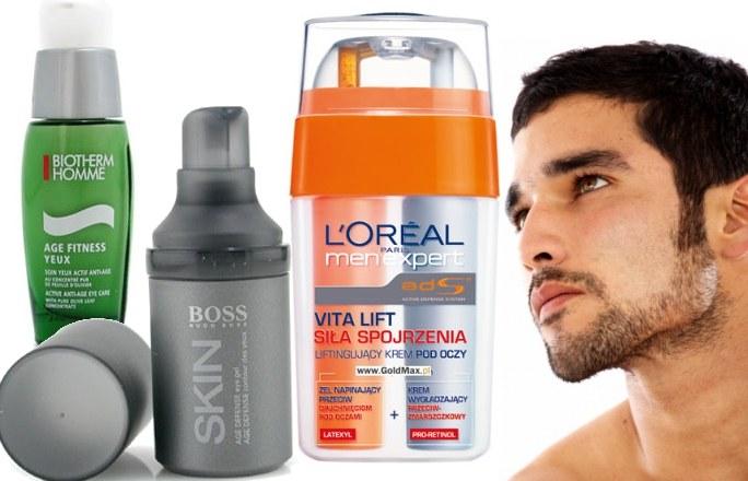 Krem do twarzy i pod oczy dla mężczyzny - propozycja zestawu kosmetyków L'oreal for men