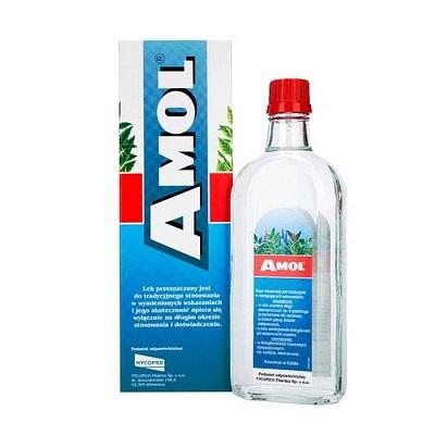 Amol - zastosowanie i właściwości preparatu