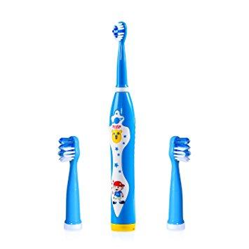elektryczna szczoteczka do zębów dla dzieci