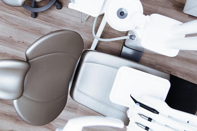 krzesło dentystyczne