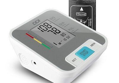elektroniczny ciśnieniomierz naramienny z wyświetlaczem LCD