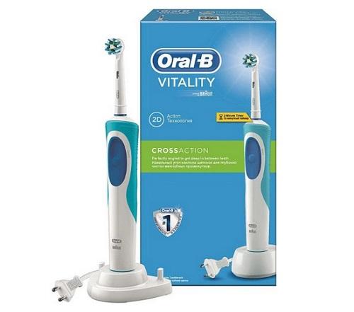 szczoteczka Braun Oral B Vitality